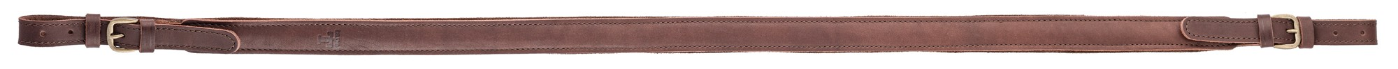 CU1308 Ruched leather shoulder strap, buttons - Country Saddlery - CU1308