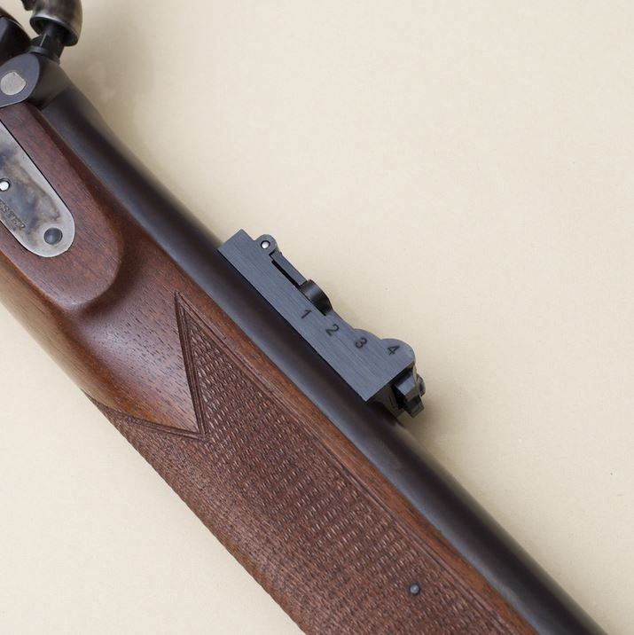DPS181451-2-Carabine Whithworth Enfield 1853 à percussion cal. .451 - Davide Pedersoli - DPS181451