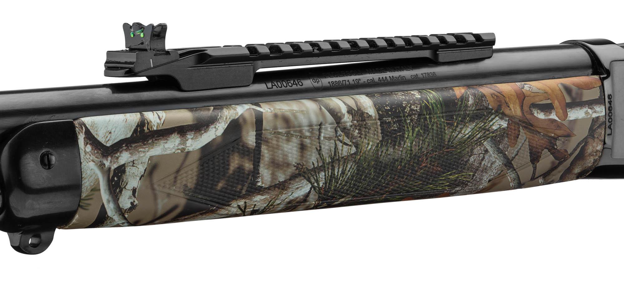 Pedersoli rifle lift action mod  86/71 cal  444 Marlin