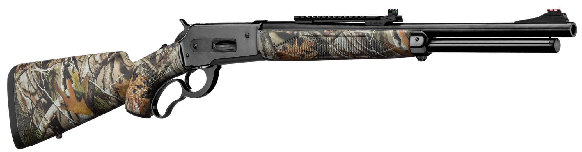 DPSM741-4-Carabine Pedersoli lever action mod. 86/71 cal . 444 Marlin - camo forest - DPSM741