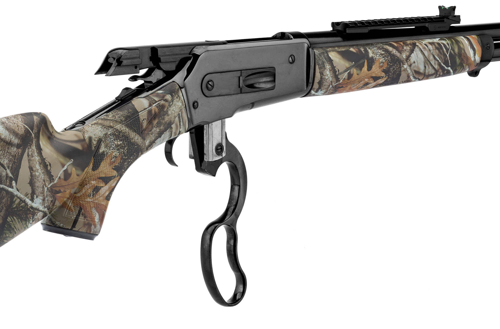 DPSM741-5-Carabine Pedersoli lever action mod. 86/71 cal . 444 Marlin - camo forest - DPSM741