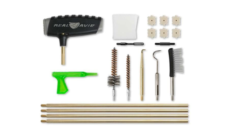 EN10217.4 Real avid gun boss pro - AR15 cleaning kit - EN10217