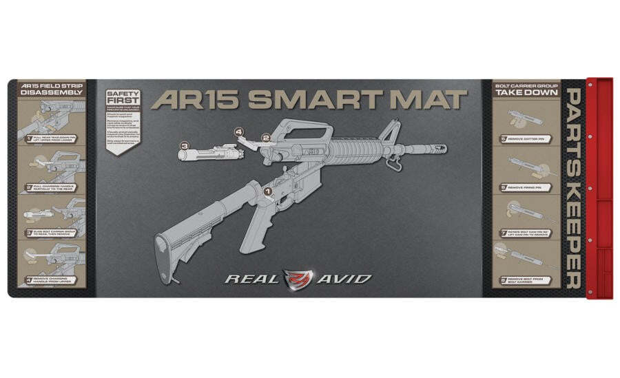 EN10230.1 Real avid AR15 smart mat - EN10230