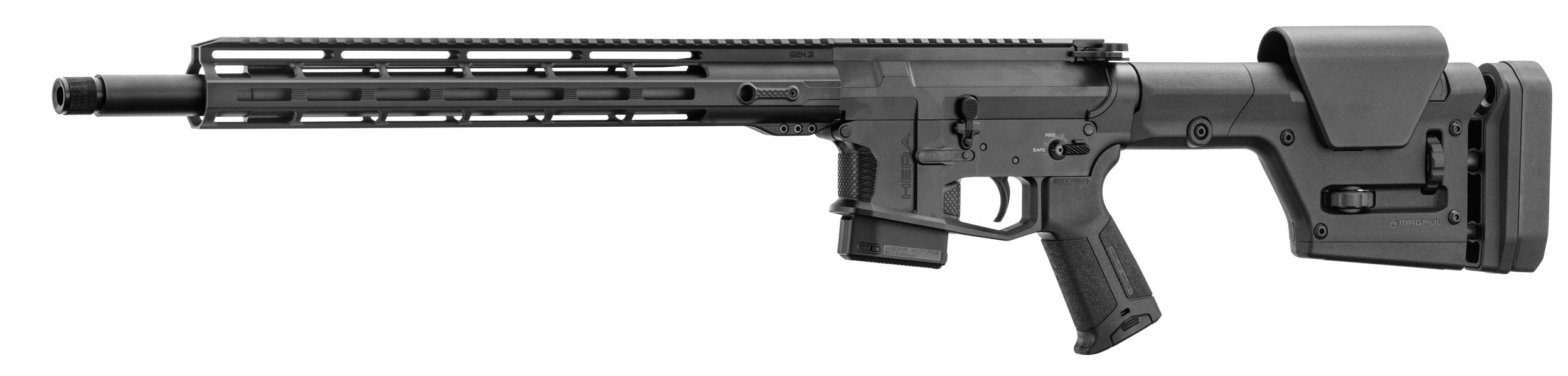 HA325-6 AR15 HERA ARMS 15th LS060/US100  223REM M-LOCK - HA325