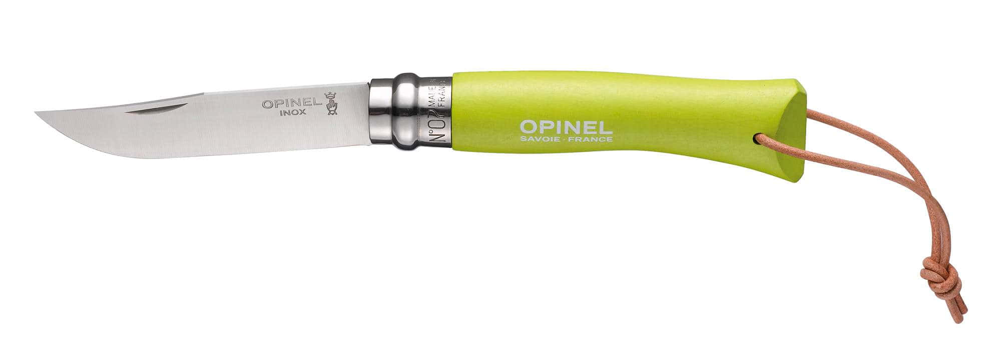COUTEAU OPINEL COULEURS - LC291