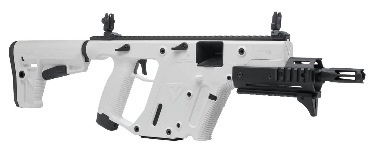 LE1033-2 Réplique AEG KRISS VECTOR Dark Earth 1,2J - LE1033