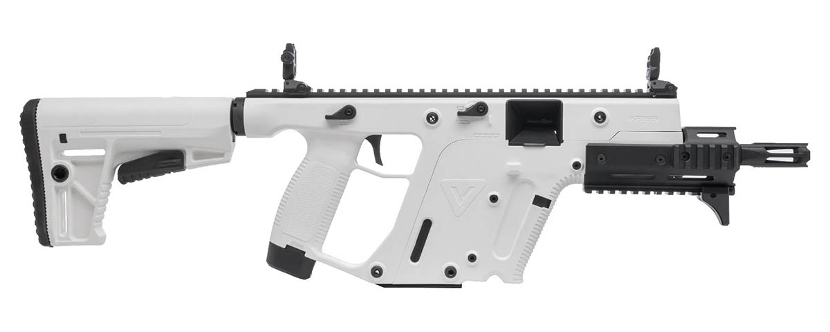 LE1033-3 Réplique AEG KRISS VECTOR Dark Earth 1,2J - LE1033