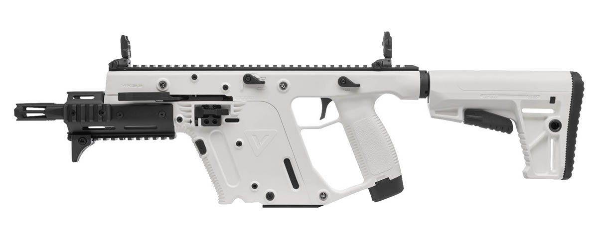 LE1033 Réplique AEG KRISS VECTOR Dark Earth 1,2J - LE1033