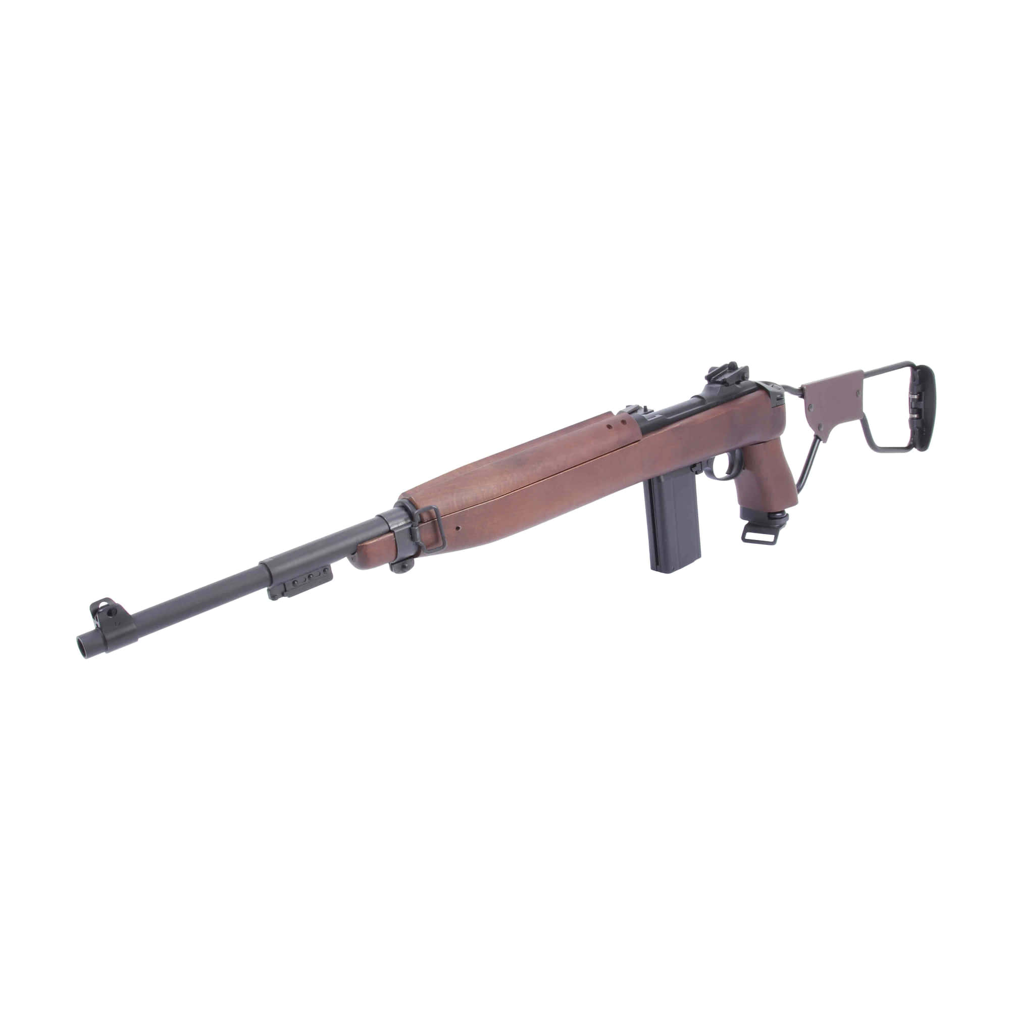 LE6030-5-Réplique M1A1 Paratrooper Co2 - KING ARMS - LE6030C