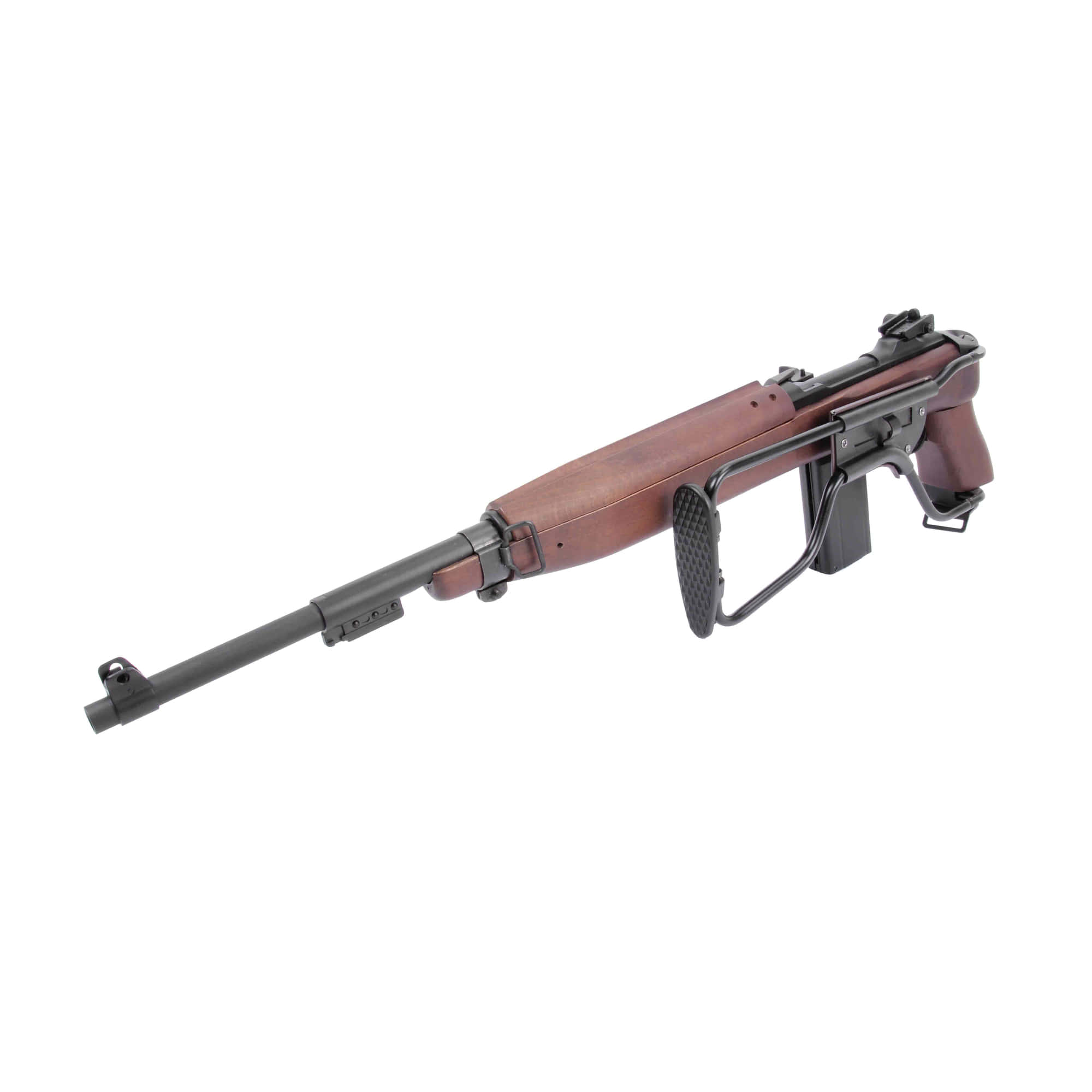 LE6030-6-Réplique M1A1 Paratrooper Co2 - KING ARMS - LE6030C