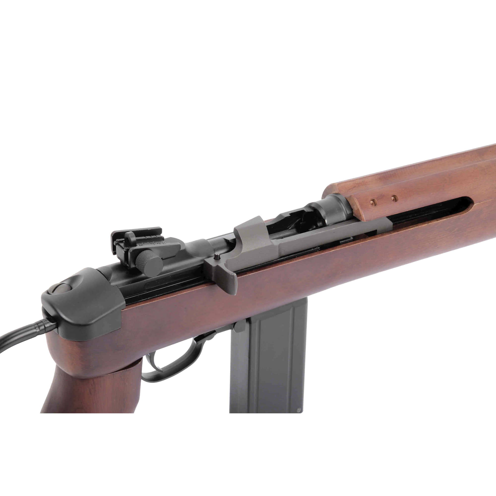 LE6030-7-Réplique M1A1 Paratrooper Co2 - KING ARMS - LE6030C