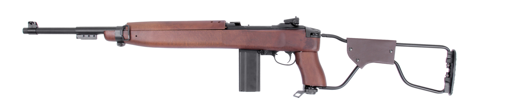 LE6030-Réplique M1A1 Paratrooper Co2 - KING ARMS - LE6030C