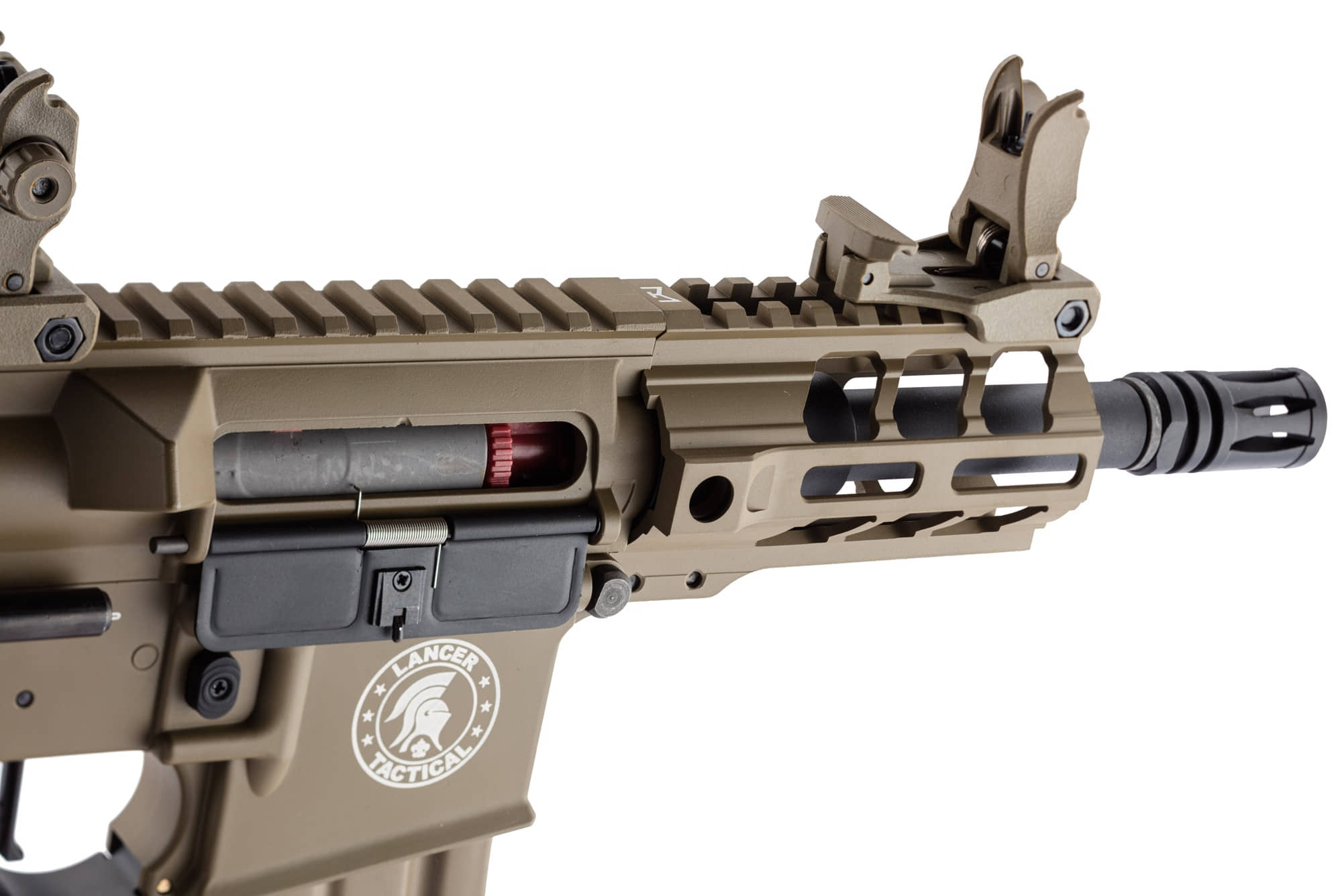 LK9077-11 Réplique AEG LT-34 Proline GEN2 Enforcer Battle Hawk PDW 4' tan - CLK9000