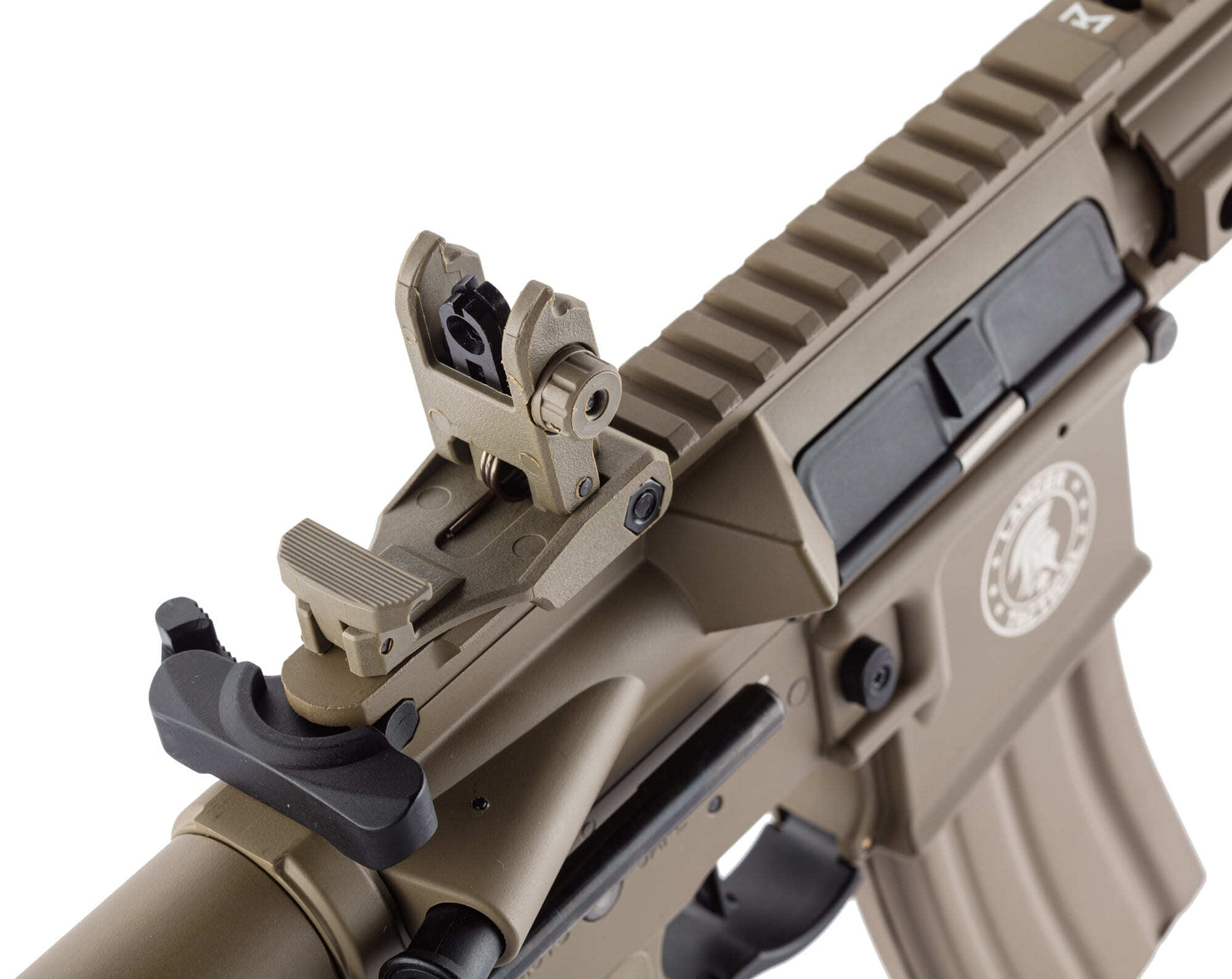 LK9077-8 Réplique AEG LT-34 Proline GEN2 Enforcer Battle Hawk PDW 4' tan - CLK9000
