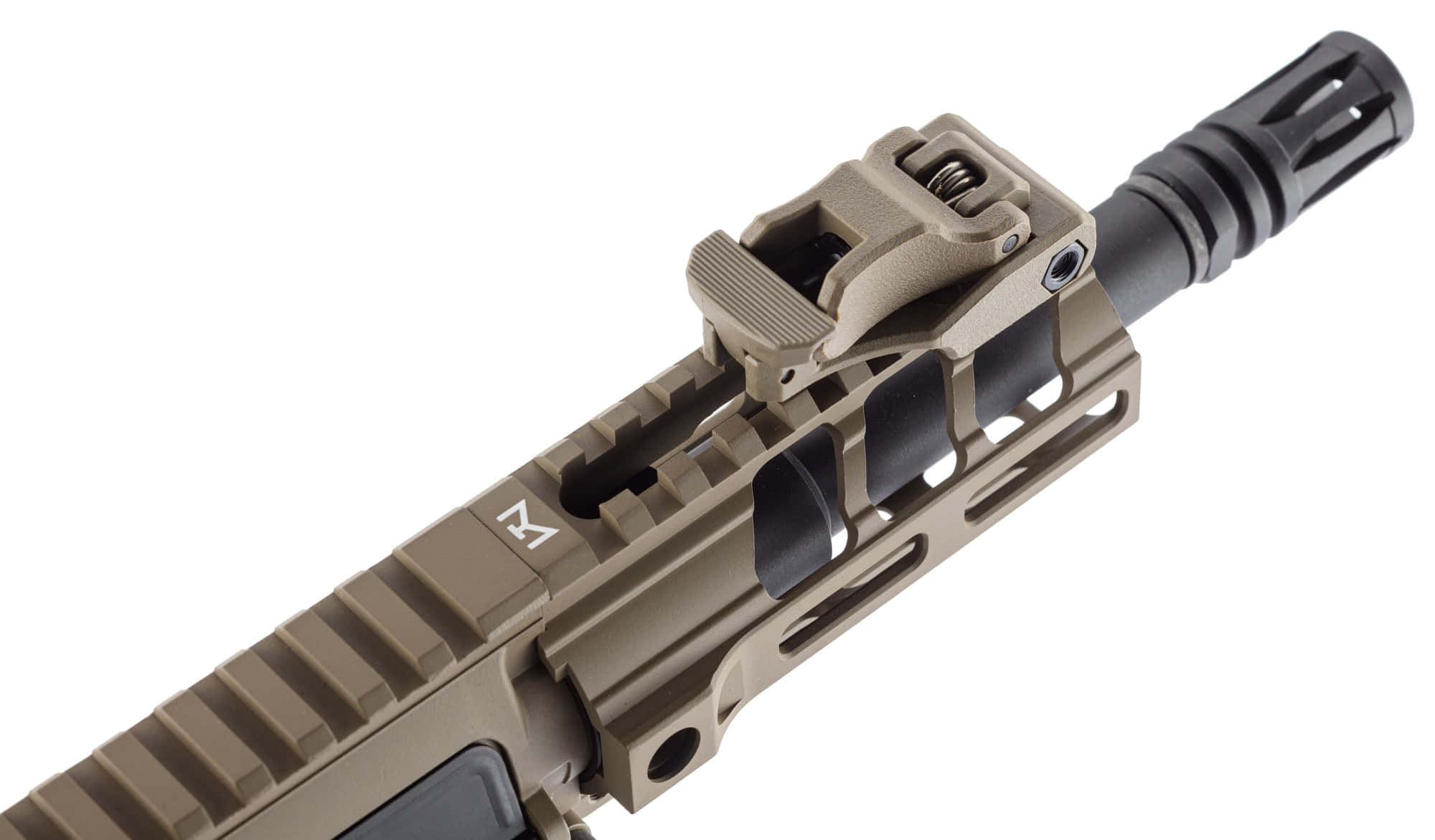 LK9077-9 Réplique AEG LT-34 Proline GEN2 Enforcer Battle Hawk PDW 4' tan - CLK9000