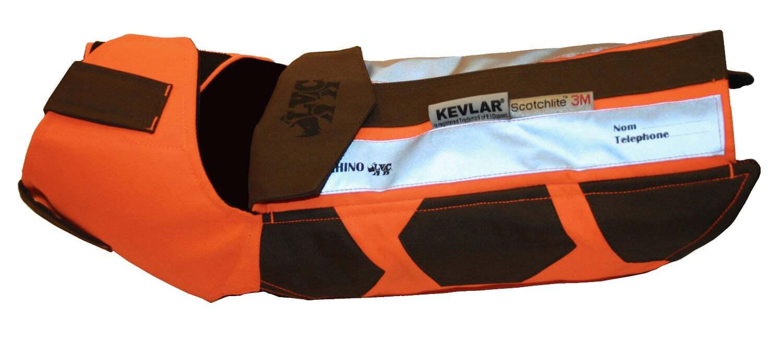 LVC9045-Protection pour chien RHINO DOG en cordura et kevlar - Verney-Carron  - 37d2080460e