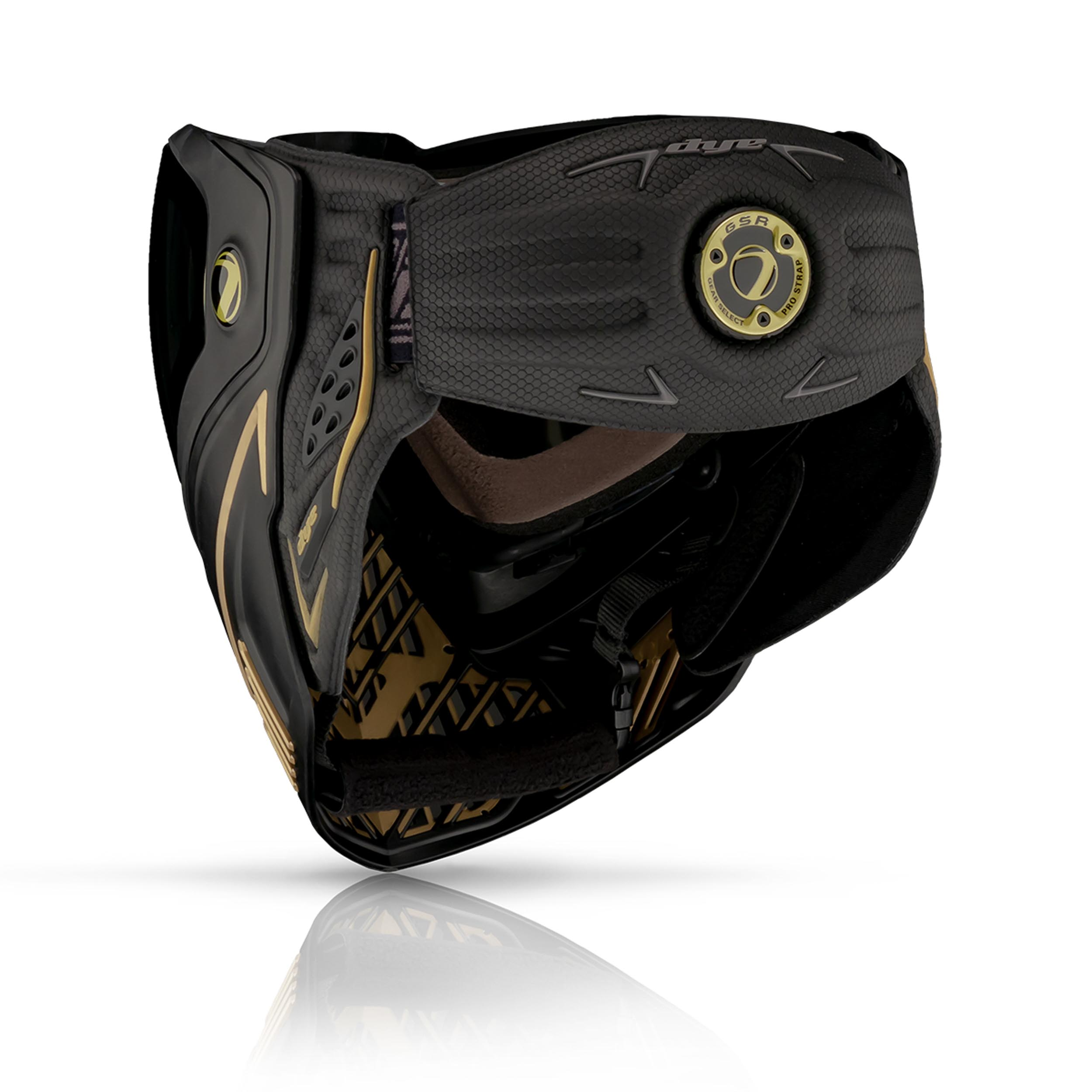 MAS470-3 Dye I5 thermal goggle Onyx Black Gold 2.0 - MAS473