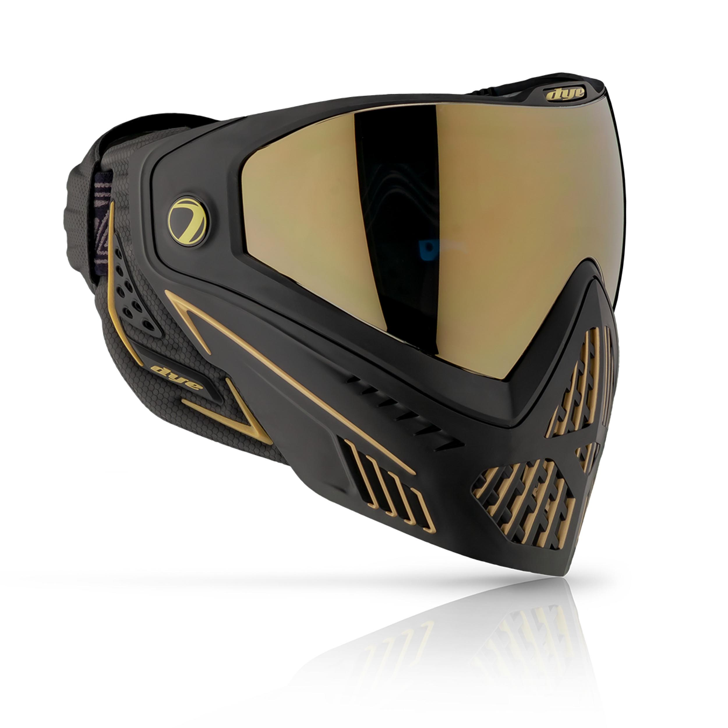 MAS470 Dye I5 thermal goggle Onyx Black Gold 2.0 - MAS473