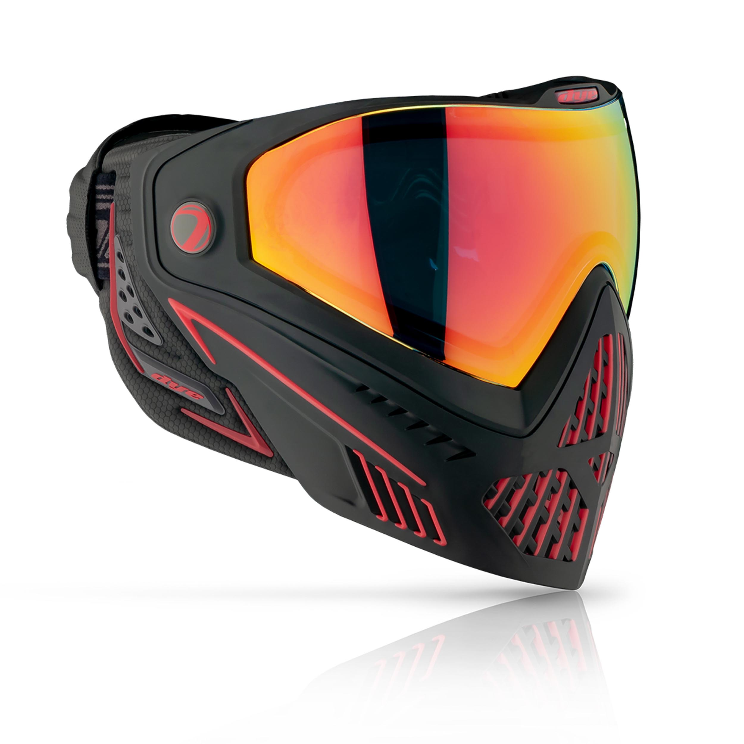 MAS471-1 Dye I5 thermal Fire Black Red 2.0 - MAS471