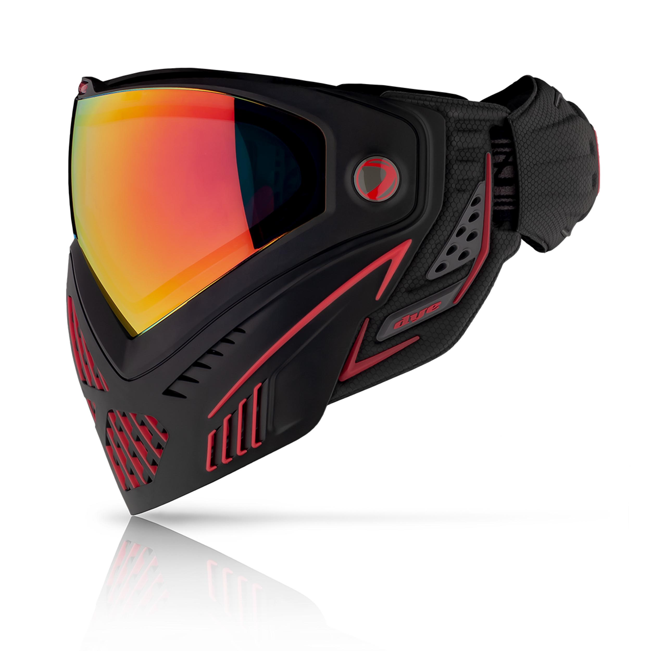 MAS471-2 Dye I5 thermal Fire Black Red 2.0 - MAS471