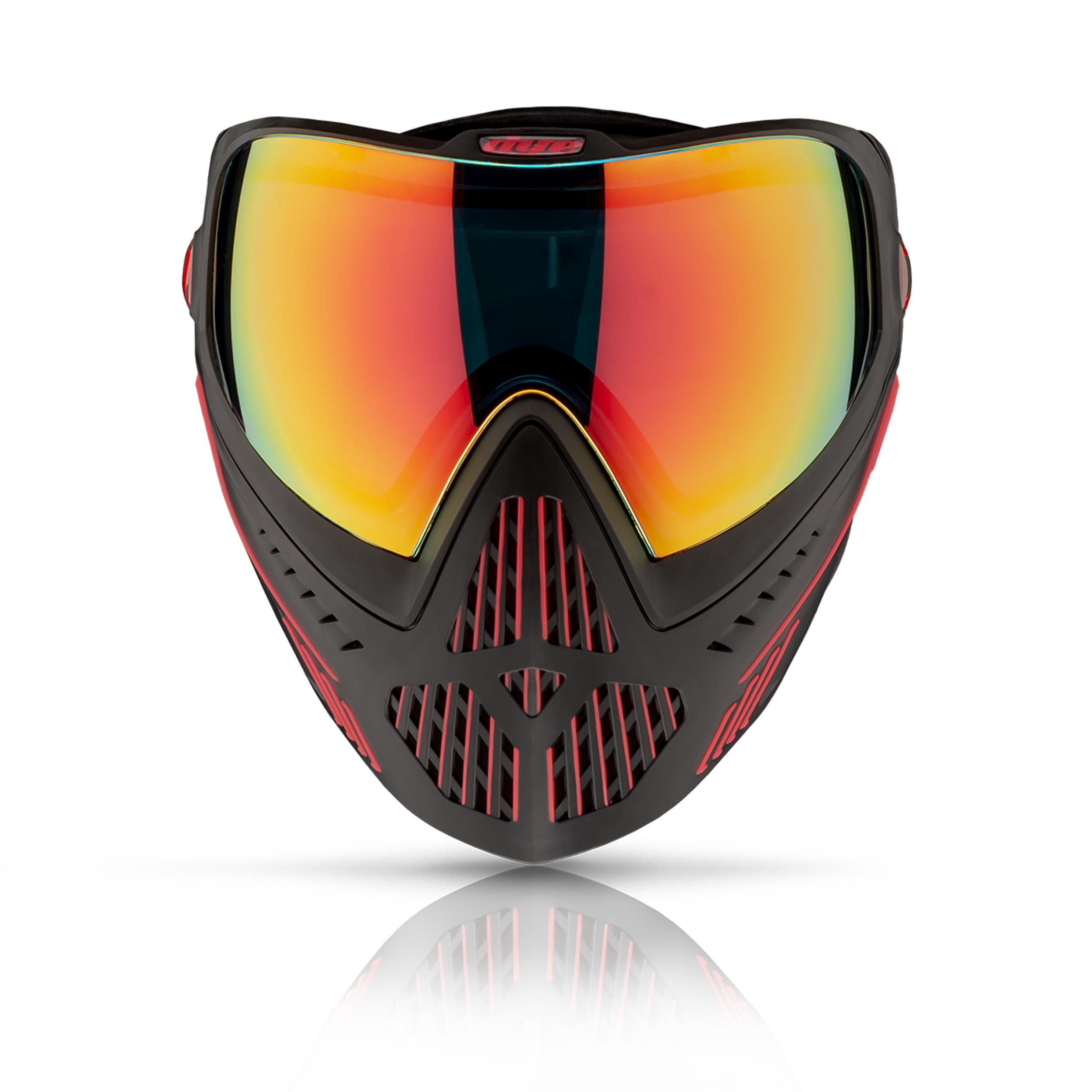 MAS471 Dye I5 thermal Fire Black Red 2.0 - MAS471