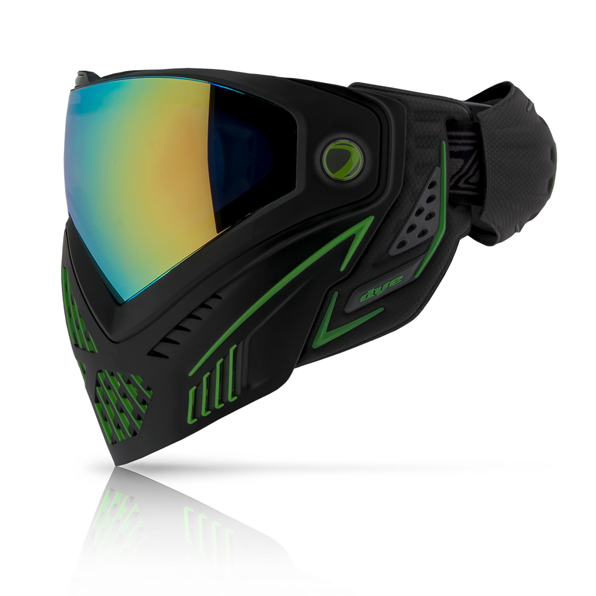 MAS472-1 Dye I5 thermal goggle Onyx Black Gold 2.0 - MAS473