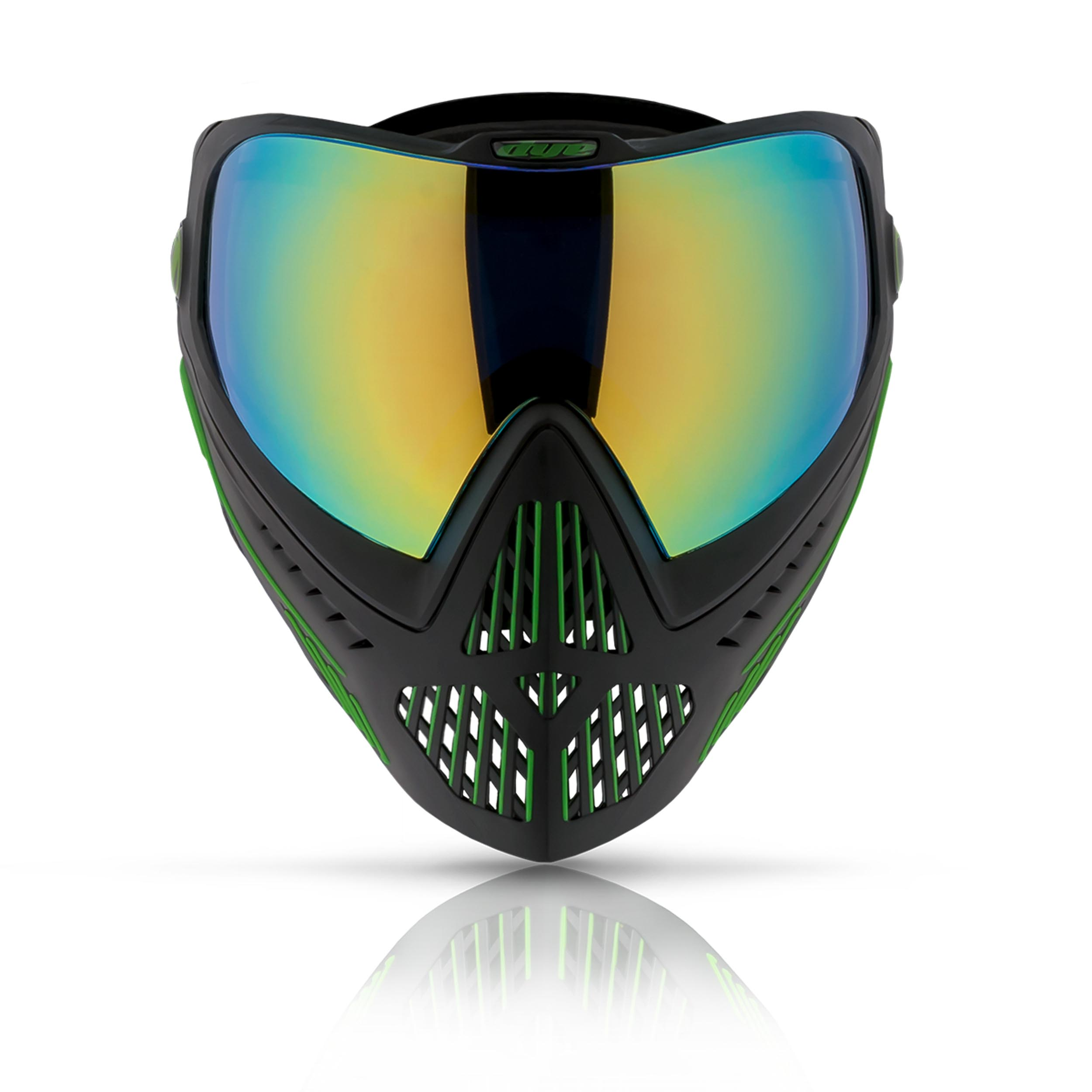 MAS472-2 Dye I5 thermal goggle Onyx Black Gold 2.0 - MAS473