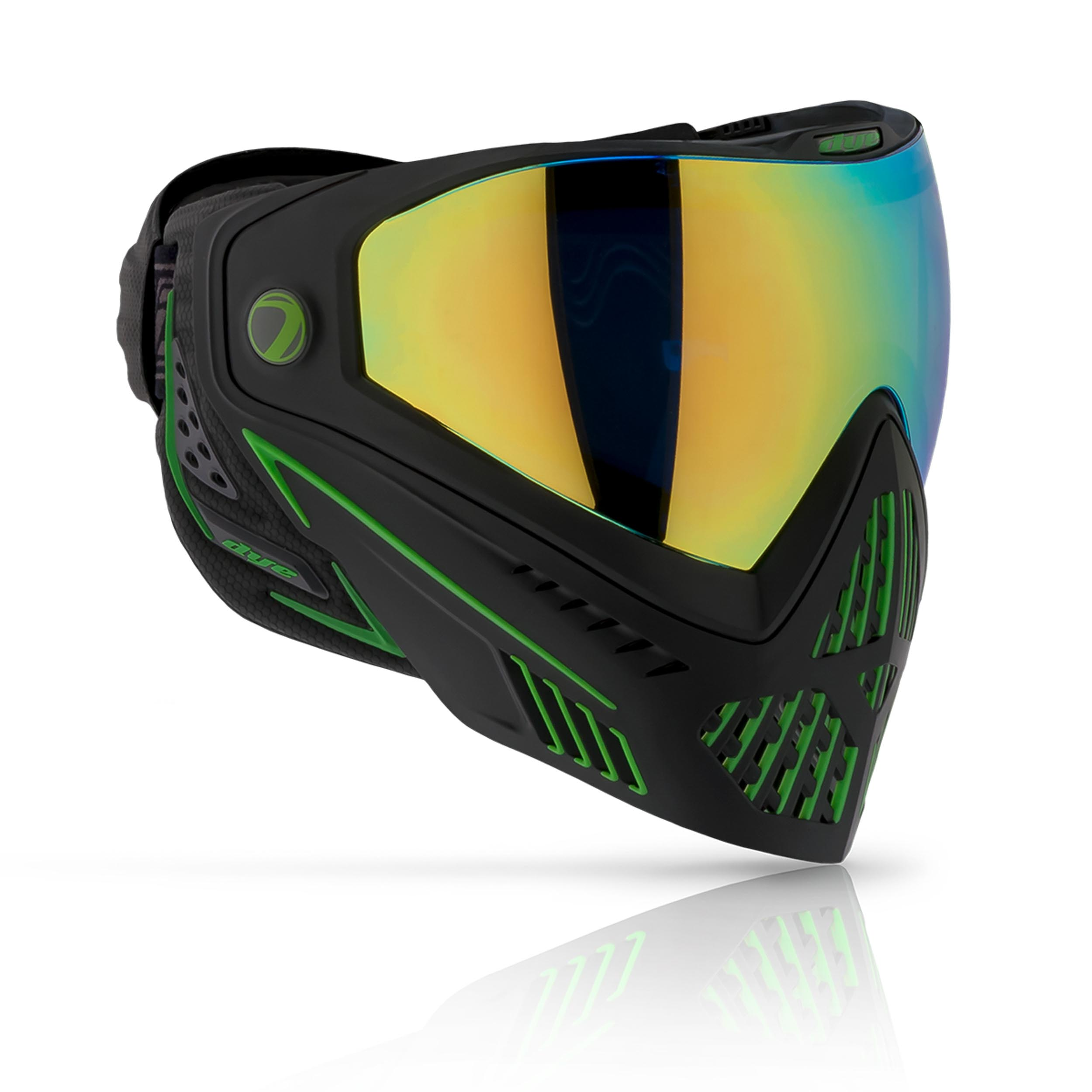 MAS472 Dye I5 thermal goggle Onyx Black Gold 2.0 - MAS473