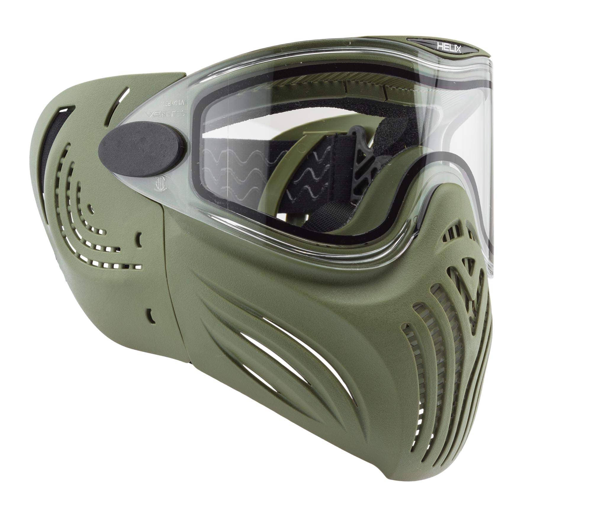 Mask Helix Thermal Green - MAS7232