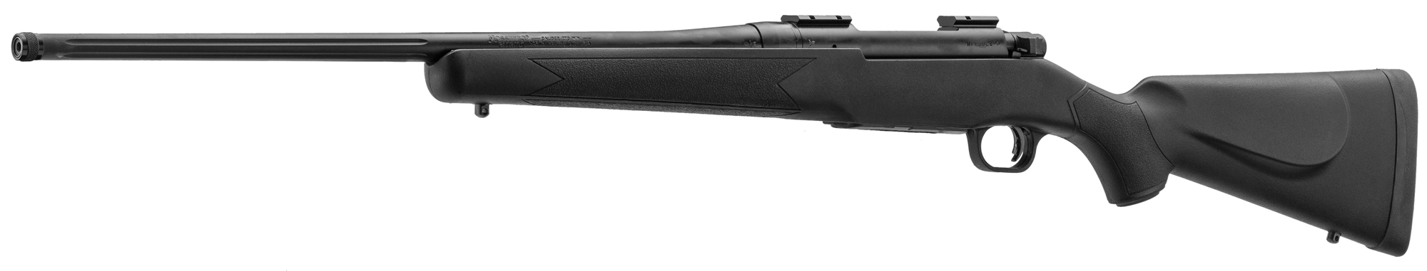 MO2430F-8-Carabines Mossberg Patriot à canon fileté - crosse Synthétique - MO2430F