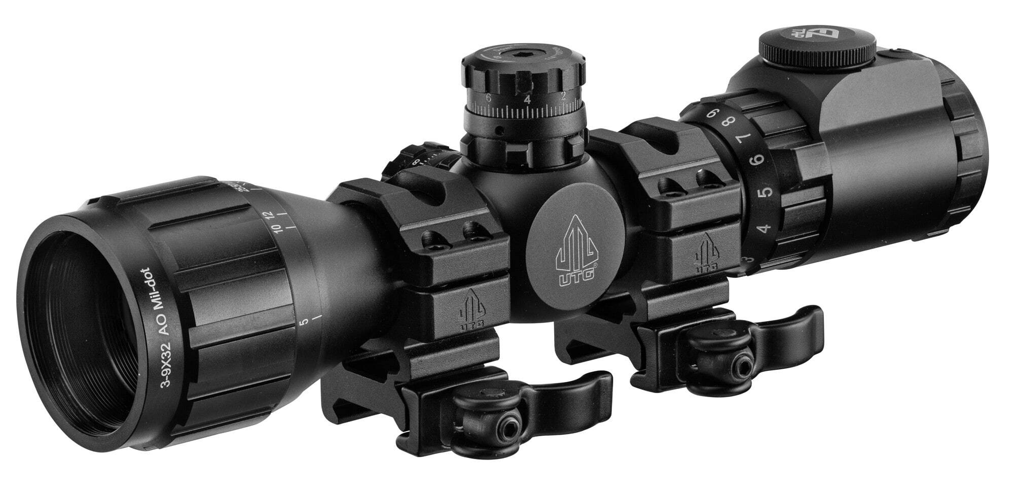 OP6721-1 UTG Mildot rifle scope - OP6721