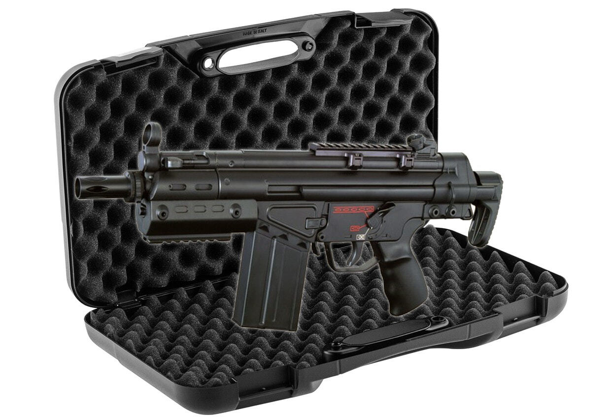 Pack réplique AEG G3 SAS en pack complet + mallette ABS