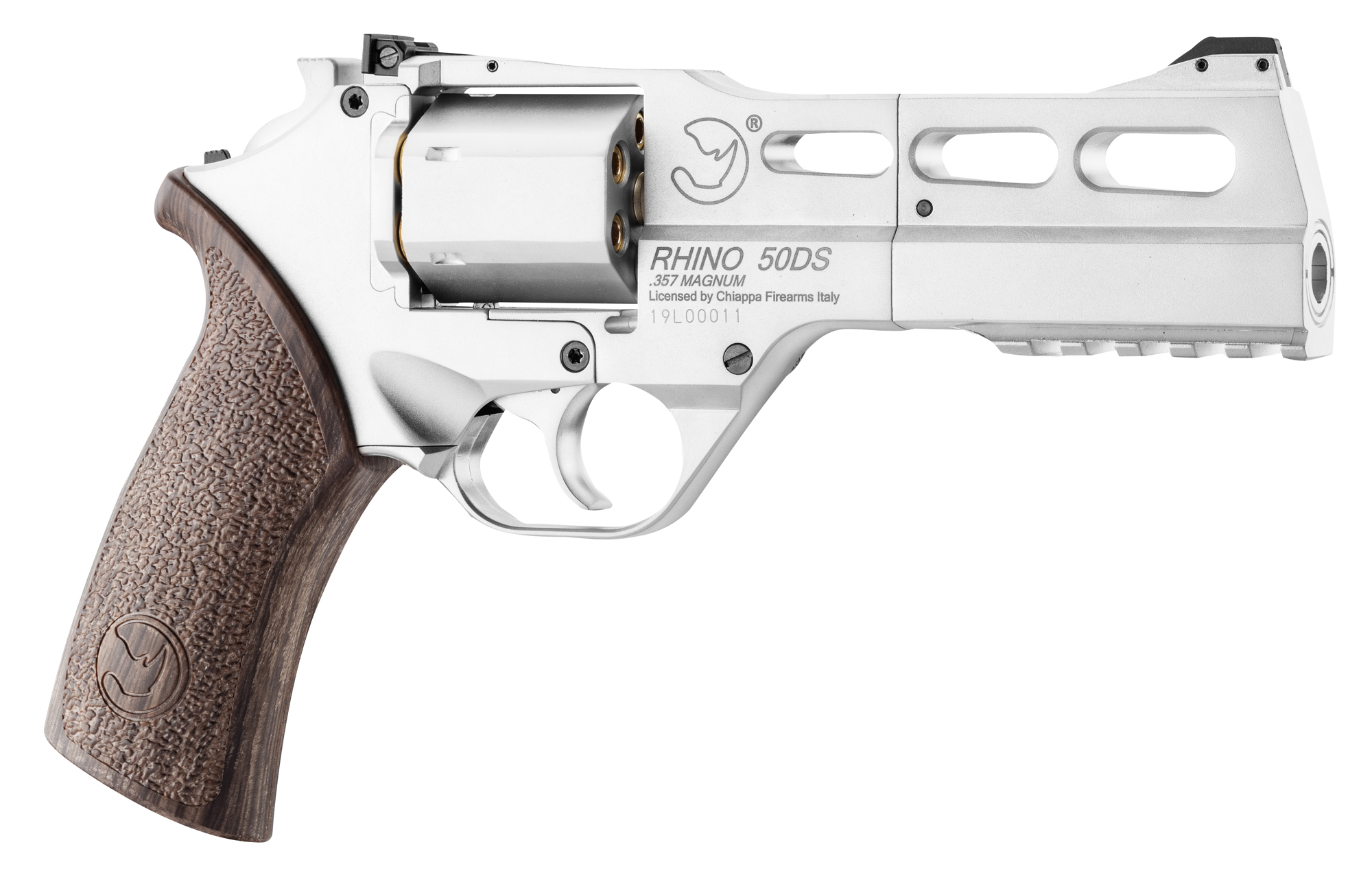 PG1051 Revolver Rhino 50 DS 4.5mm Cal. 177 CO2 3,5J Nickel - ACP002