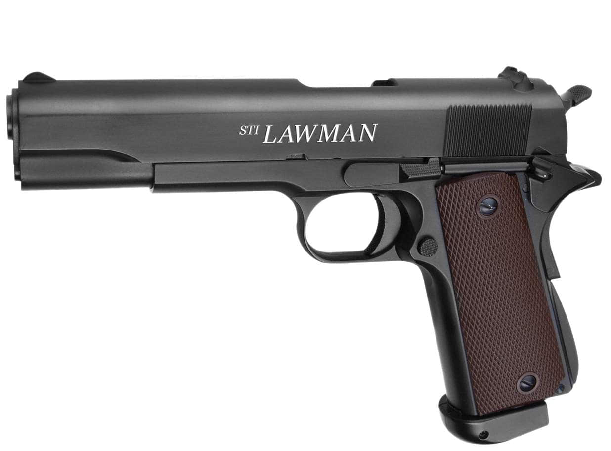 PISTOLET GBB STI LAWMAN CO2 - PG1944
