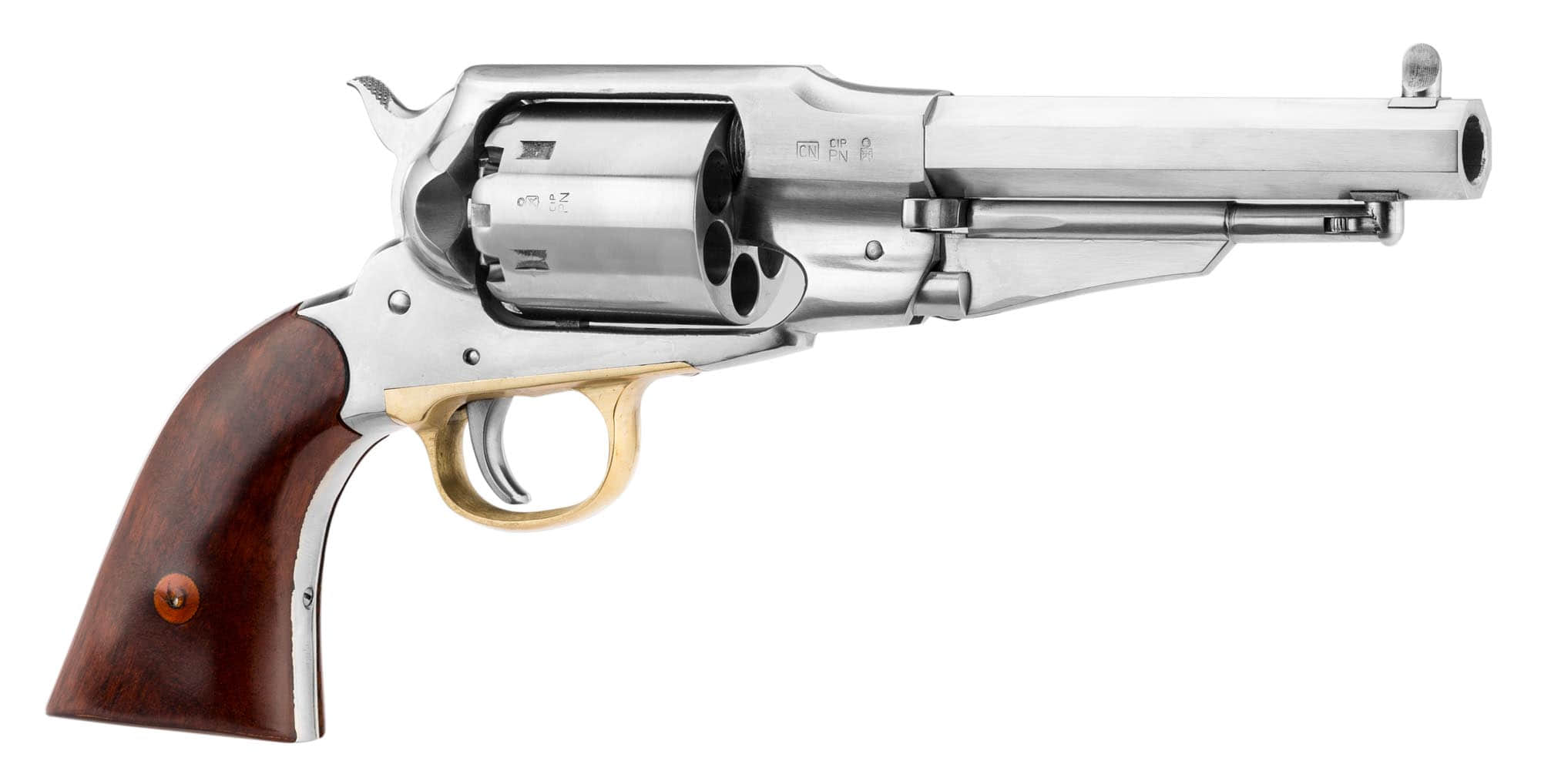 RE266-4-REMINGTON 1858 INOX - RE267