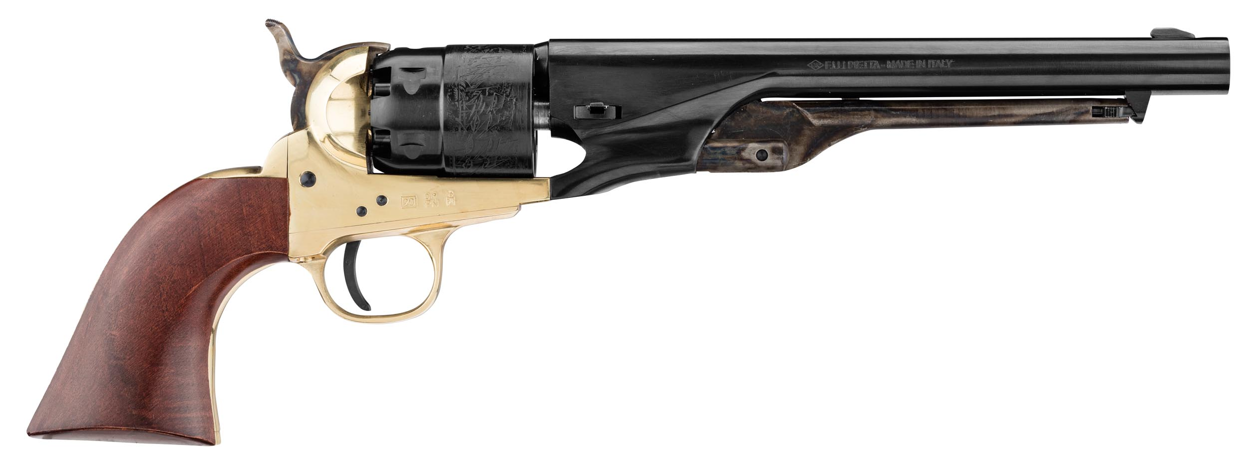 RE464-2 Colt army 1860 Pietta Army laiton - RE464
