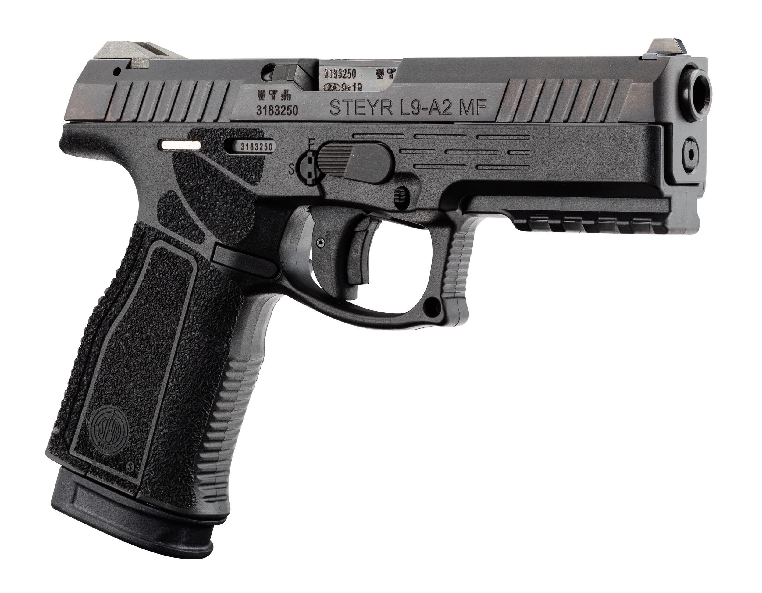 ST3510-1 Pistolet Steyr L-A2 MF Cal.9 mm - ST3510