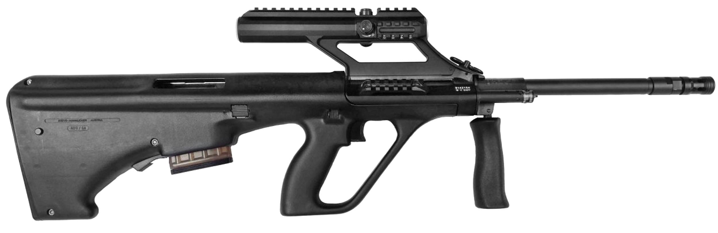ST4120 Steyr carabine AUG Z A3 SE (SPECIAL EDITION) cal.223 550 mm - ST4120