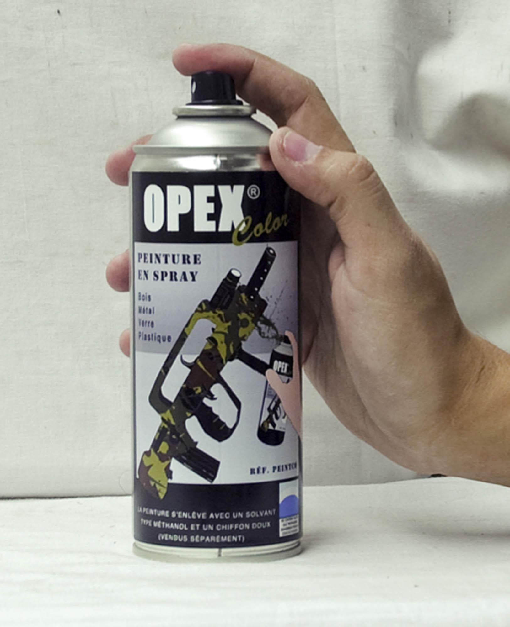 t914001-Peinture opexcolor en spray 400ml - T914020