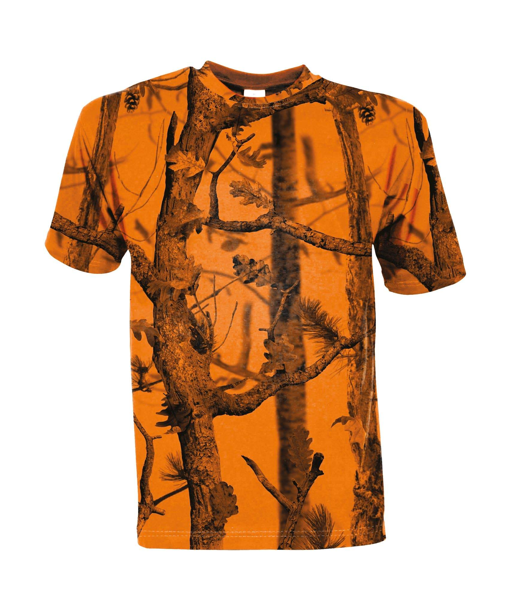 T-SHIRT CHASSE GHOST CAMO - VC71879