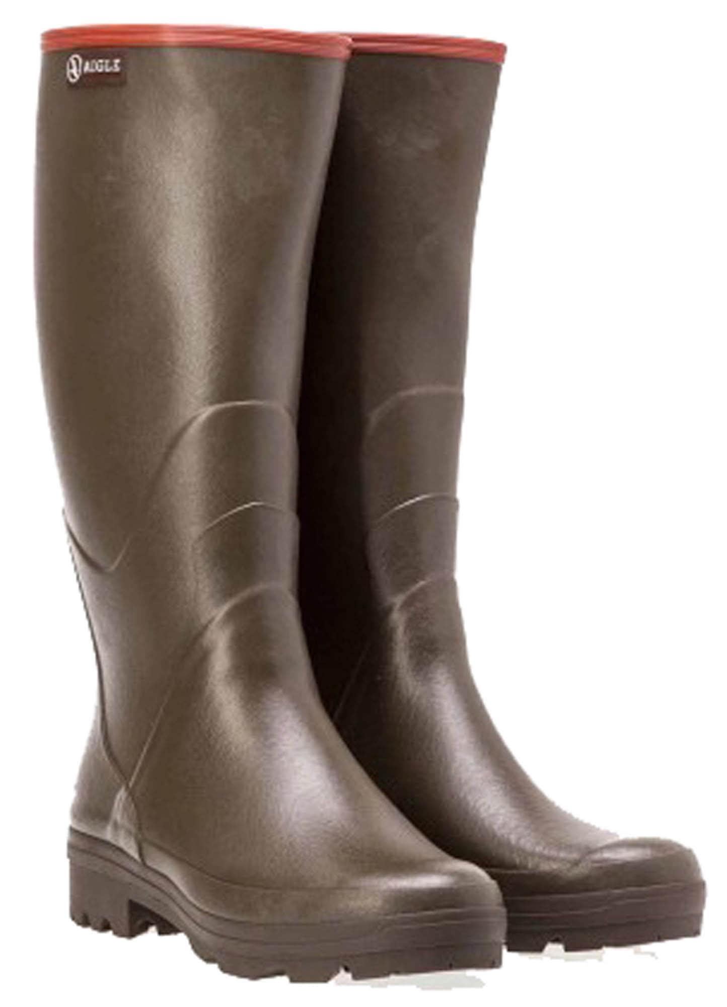 Bottes Chambord Pro II kaki