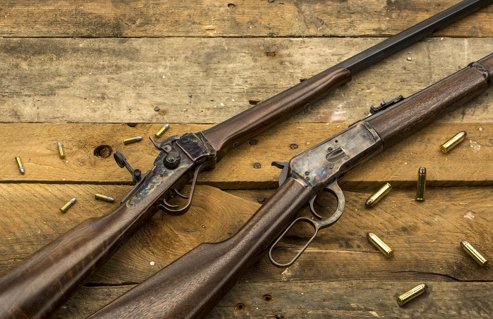 Carabine 1892 Lever Action Cal 45 Long Colt - WE103