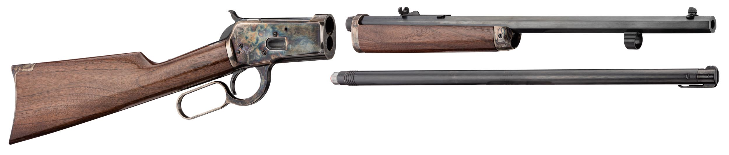 WE172-5 Chiappa 1892 Lever Action take down - Canon Octogonal - WE171